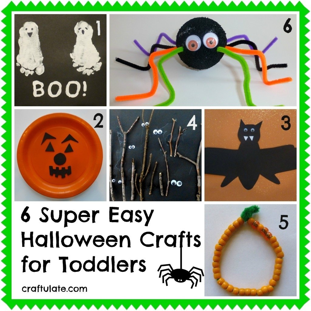 10 Stylish Halloween Craft Ideas For Toddlers toddlerhalloweencolle 1024x1024 2 2020