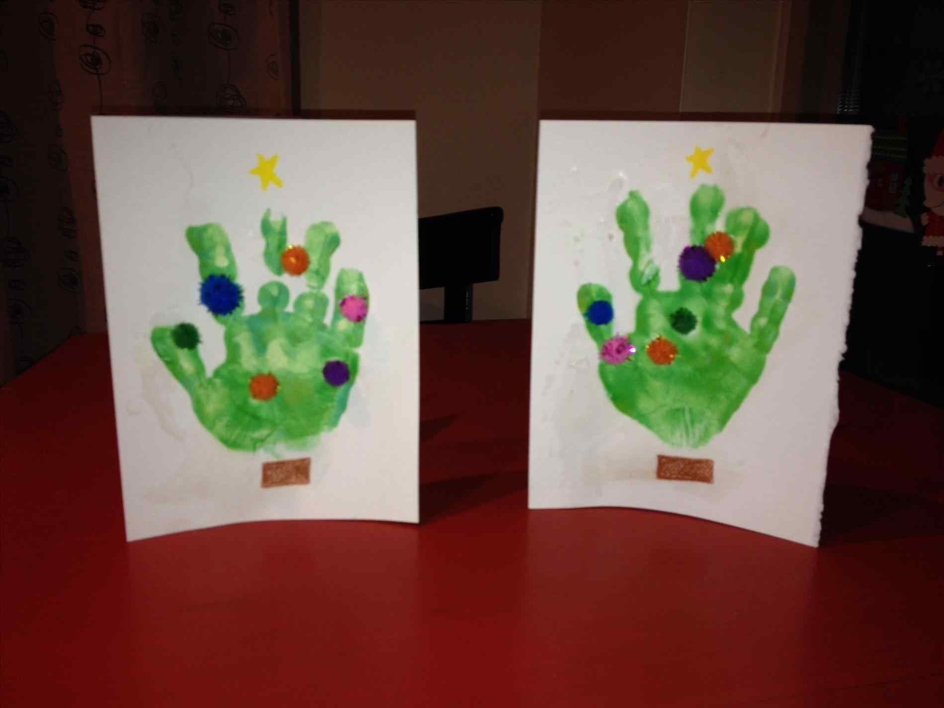toddlers-tree-wreaths-easy-to-make-christmas-holiday-paper-crafts
