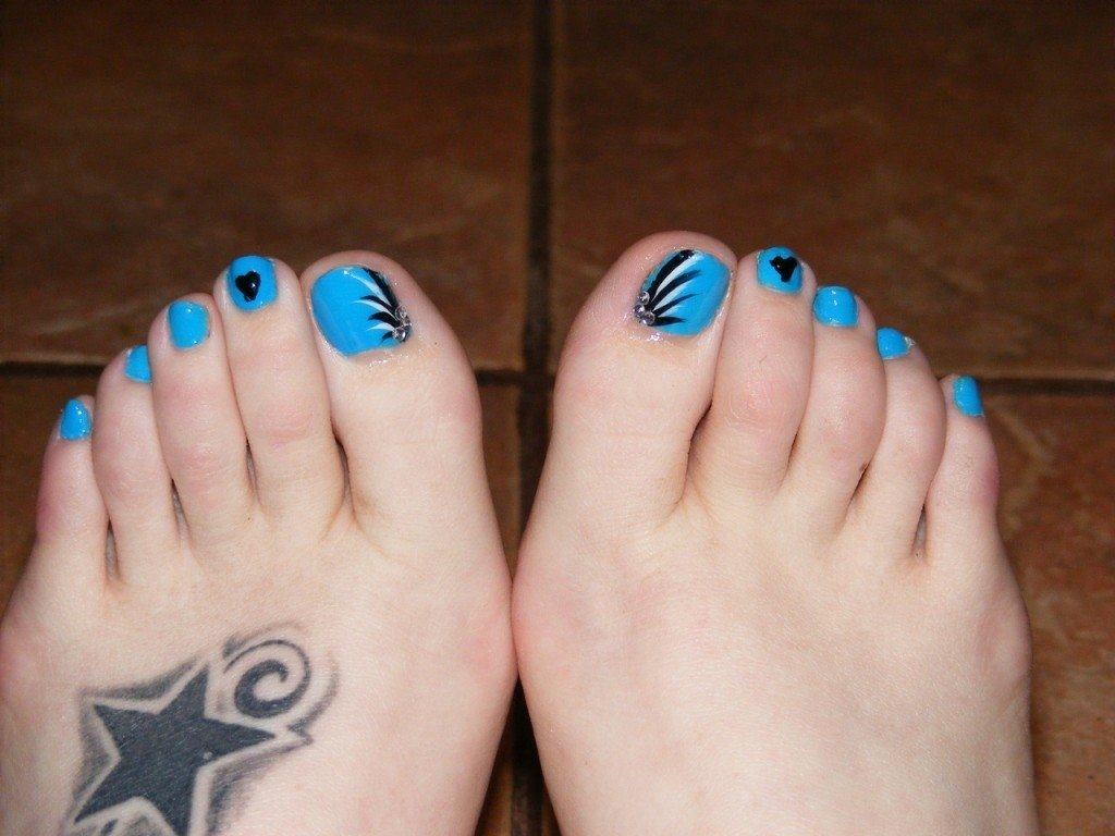 toe polish designs - tire.driveeasy.co