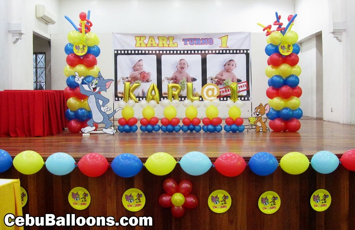 10 Lovely Tom And Jerry Birthday Party Ideas tom and jerry birthday party ideas decorating of party 2021