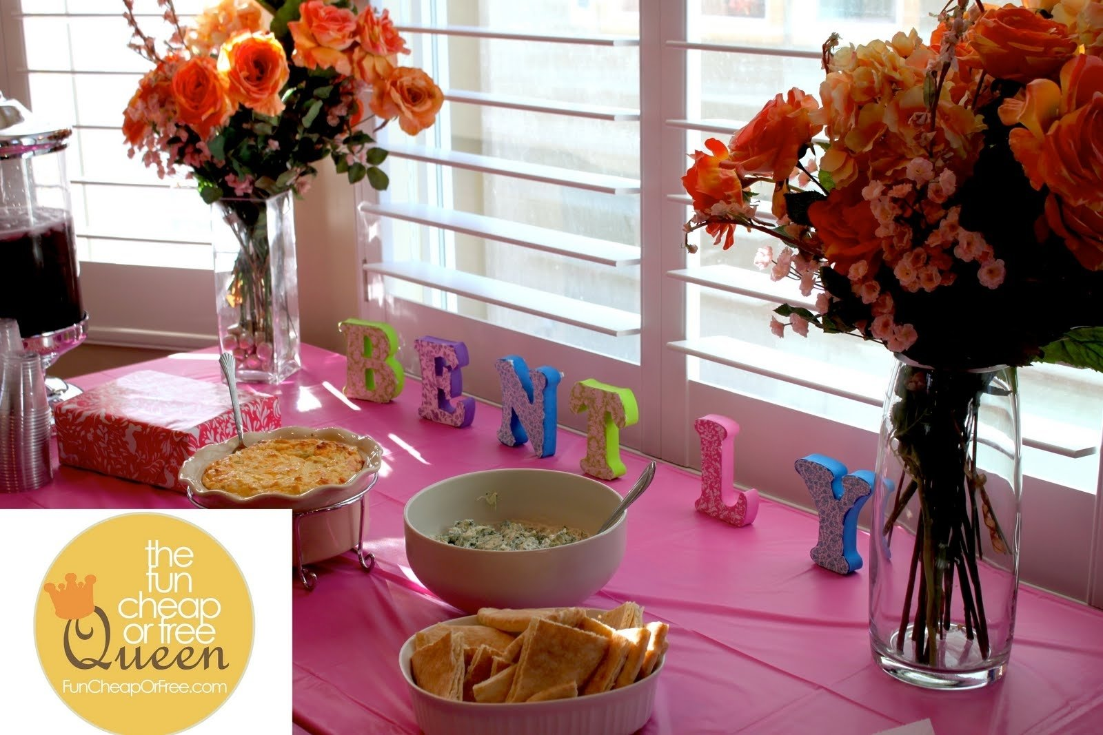 10 Lovely Baby Shower On A Budget Ideas tons of ideas for a fun cheap or free baby shower or party fun 1