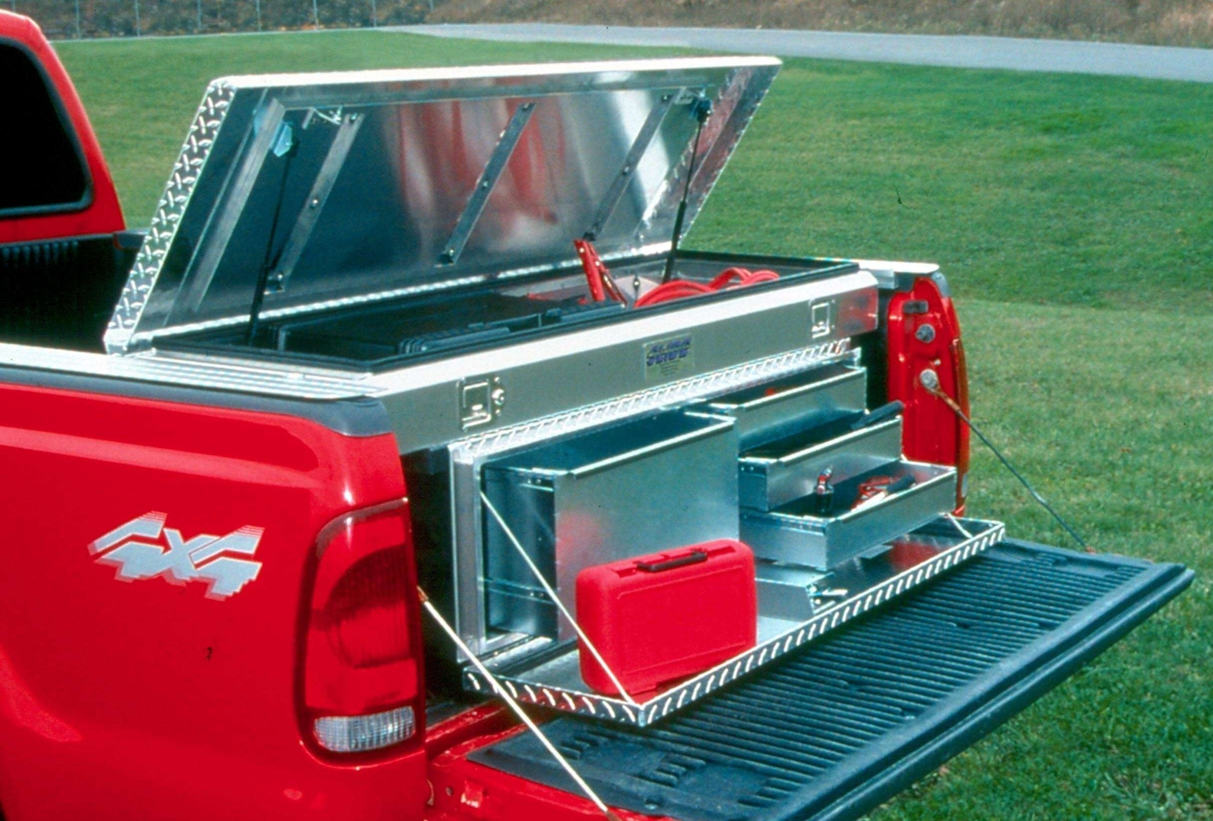 10 Fabulous Truck Tool Box Organization Ideas tool storage ideas of toyota tacoma truck tool box toyota new models 2021