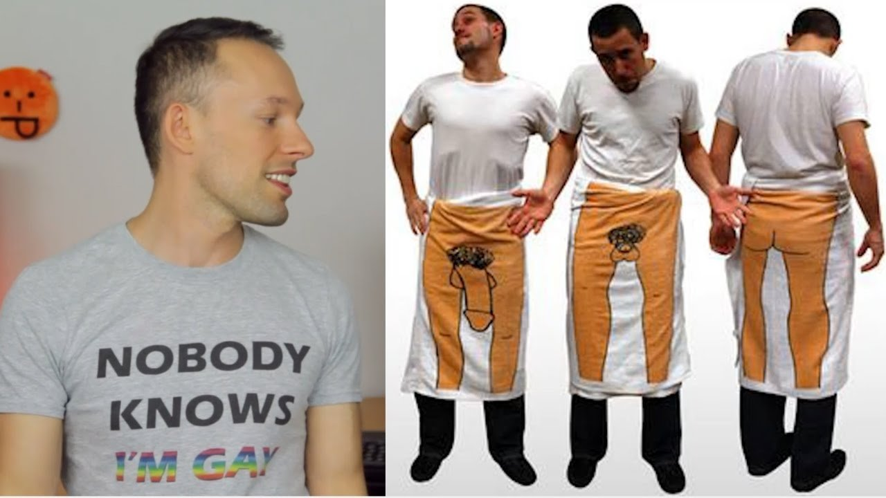 top 10 best (or worst?) gay gifts! - youtube