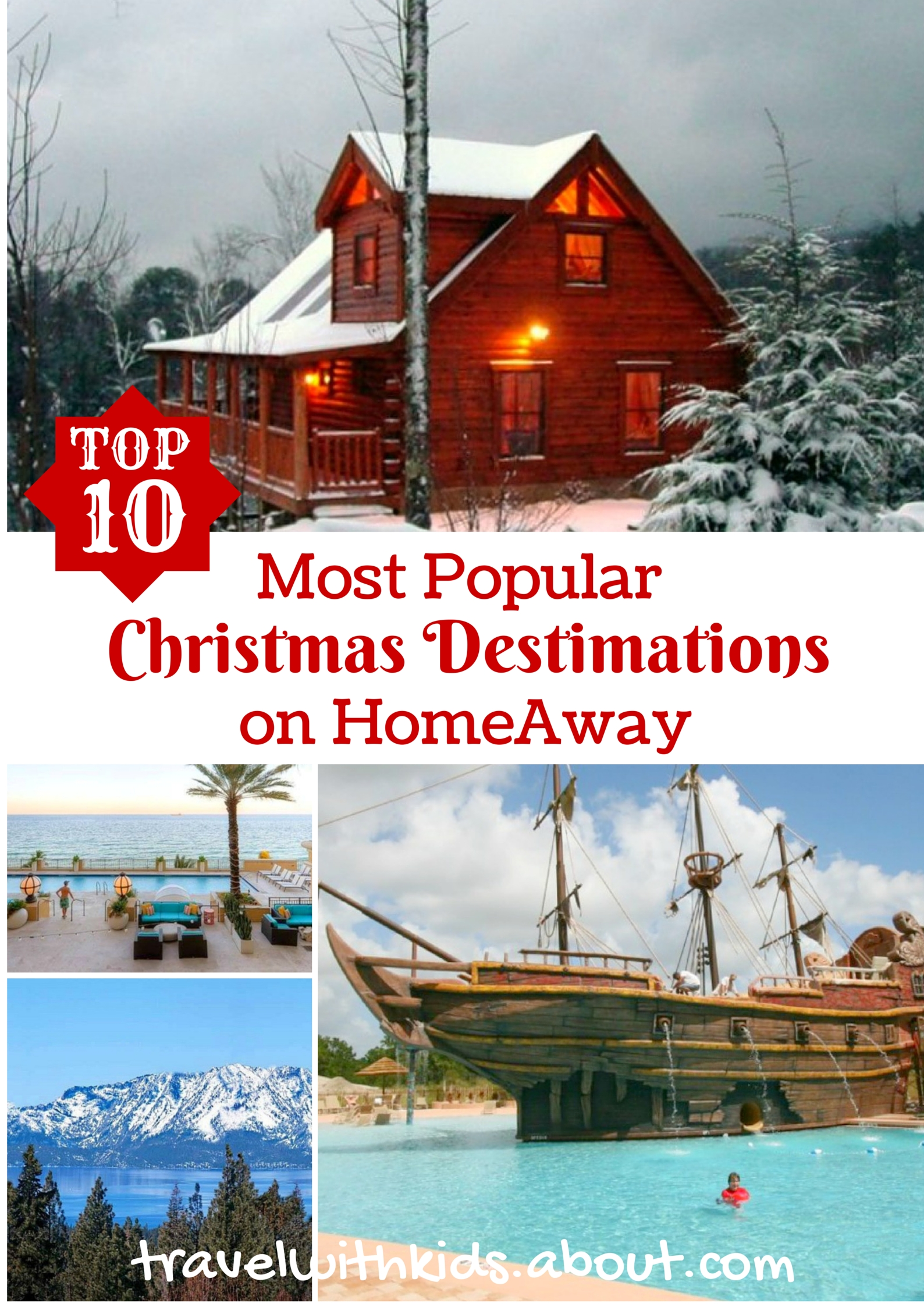 10 Ideal Christmas Vacation Ideas For Families top 10 christmas vacation rental destinations christmas getaways 2020