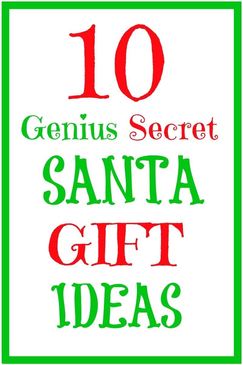 10 Trendy Ideas For Secret Santa Gifts top 10 fantastic secret santa ideas