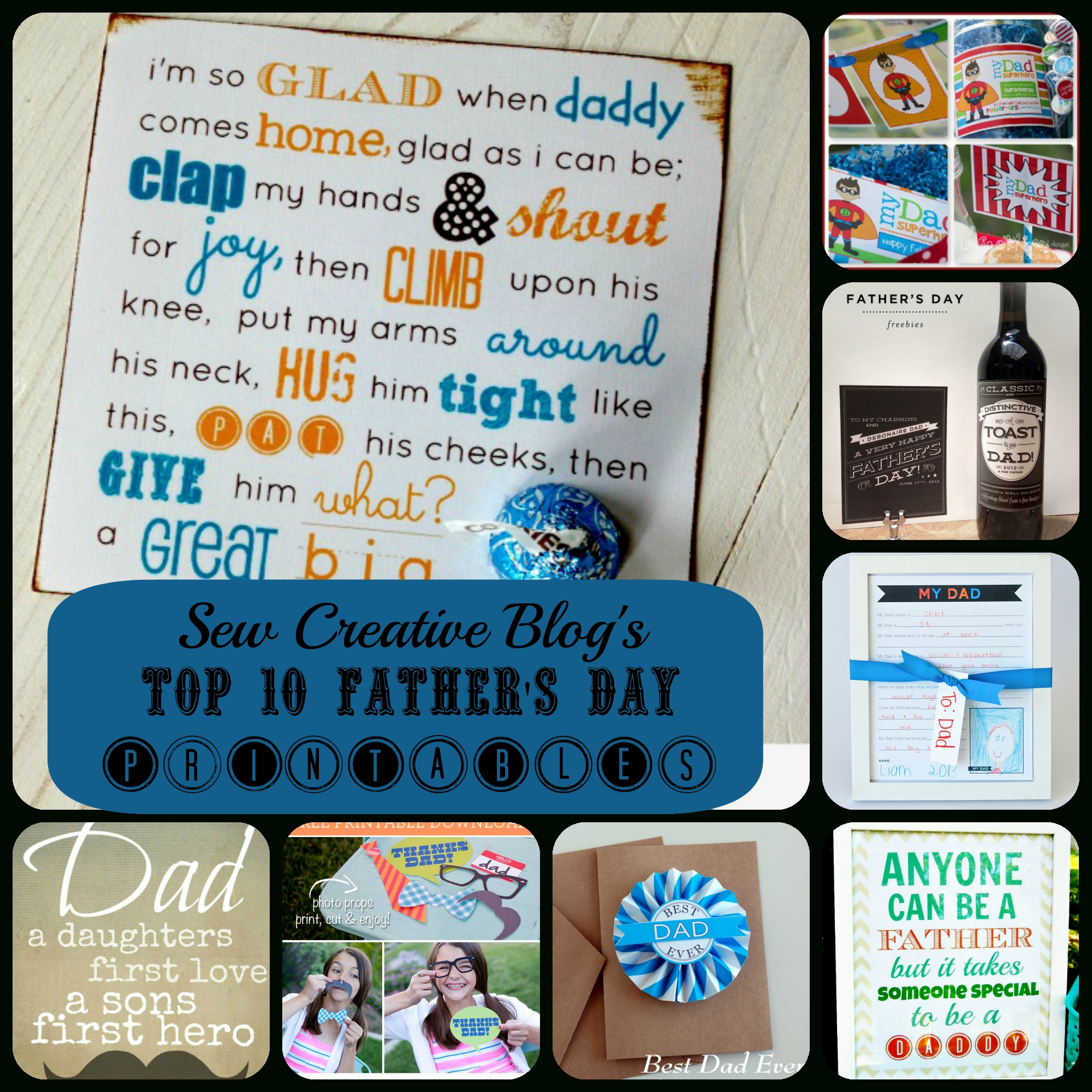 10 Gorgeous Good Fathers Day Gift Ideas top 10 favorite fathers day printables sew creative blogsew 1