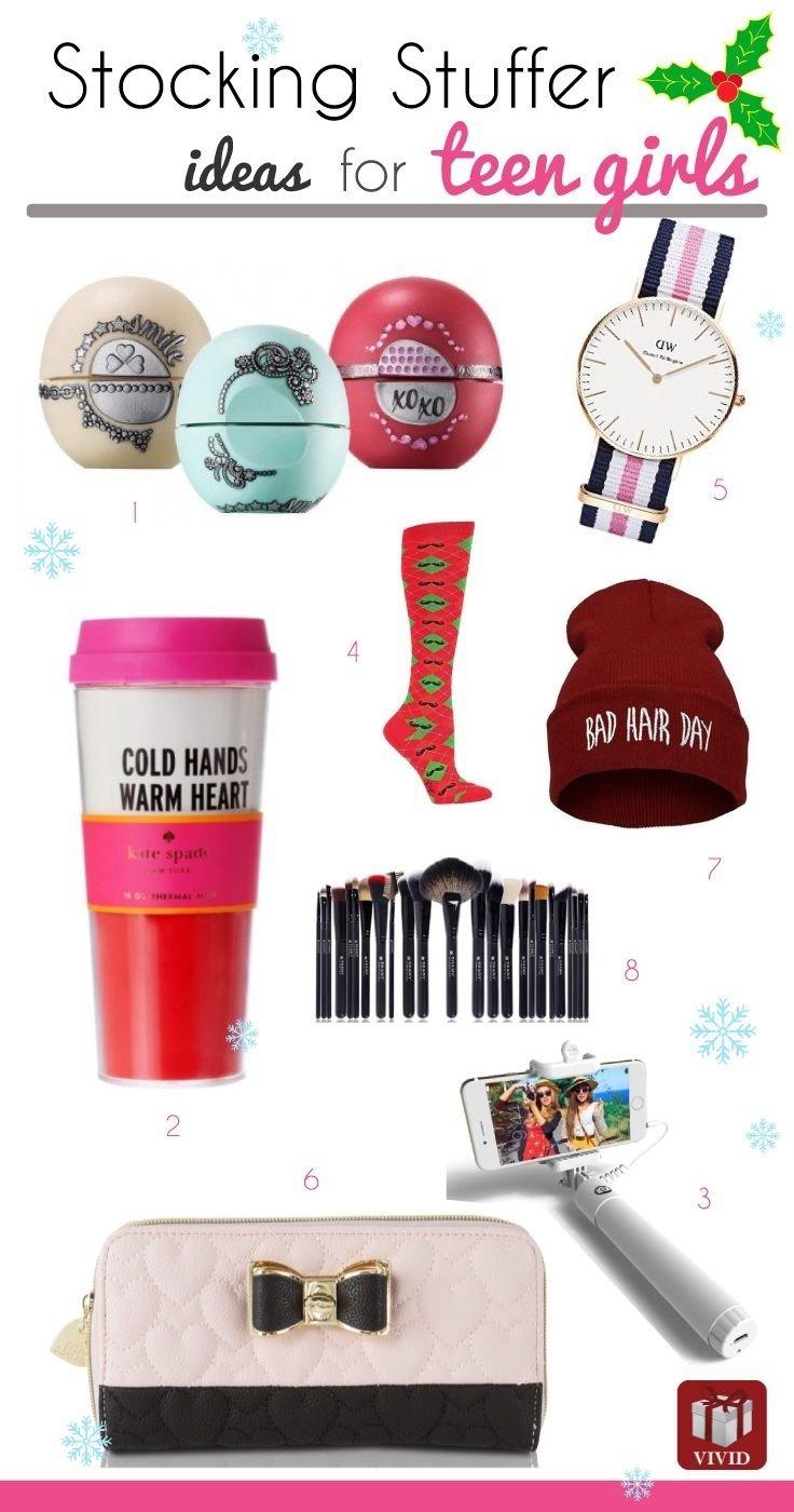 10 Pretty Stocking Stuffer Ideas For Teenage Girls top 10 stocking stuffer ideas for teen girls stocking stuffers 1