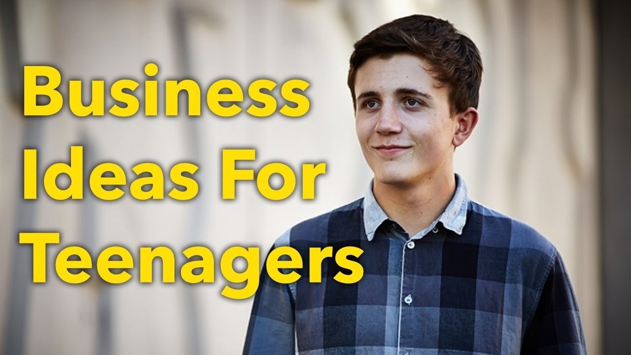 10 Pretty Business Ideas For Teenage Entrepreneurs top 11 business ideas for kids and teenagers 2017 youtube 1