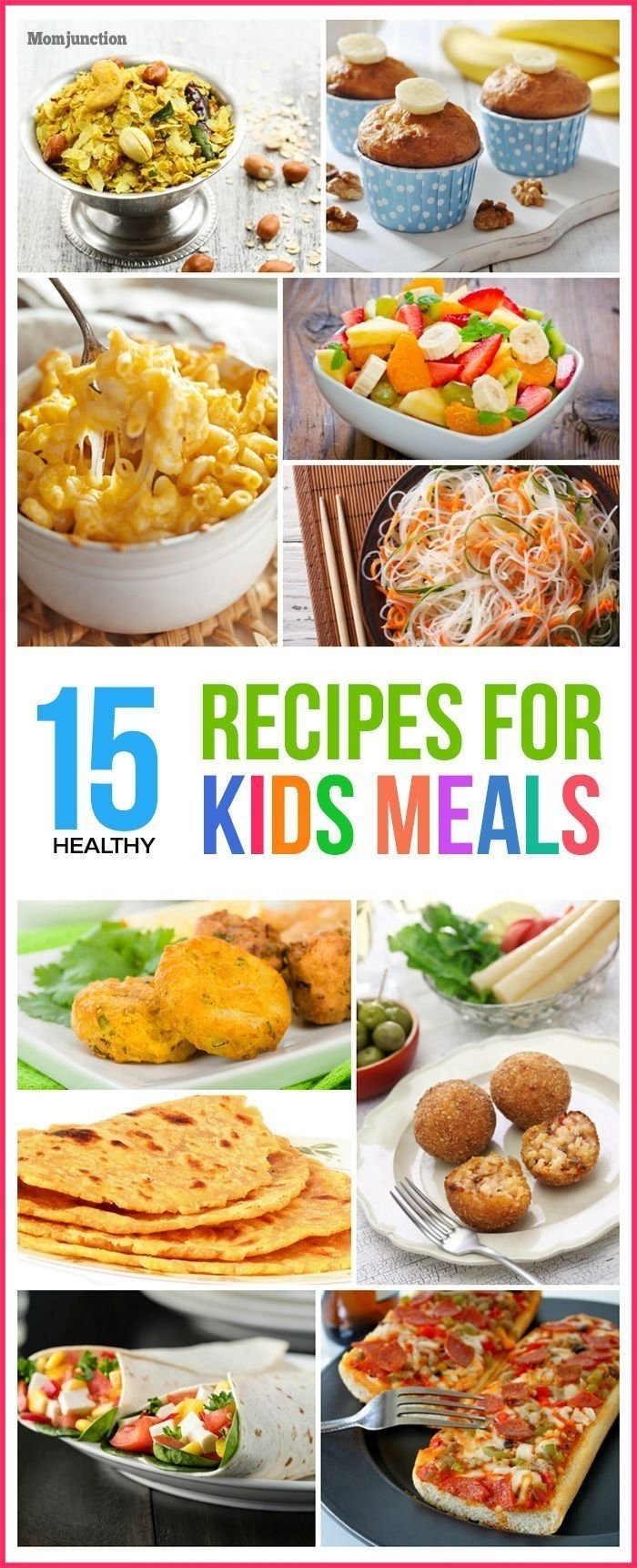 10 Fantastic Healthy Dinner Ideas For Kids top 15 healthy recipes for kids meals kid check picky eaters and 1 2020