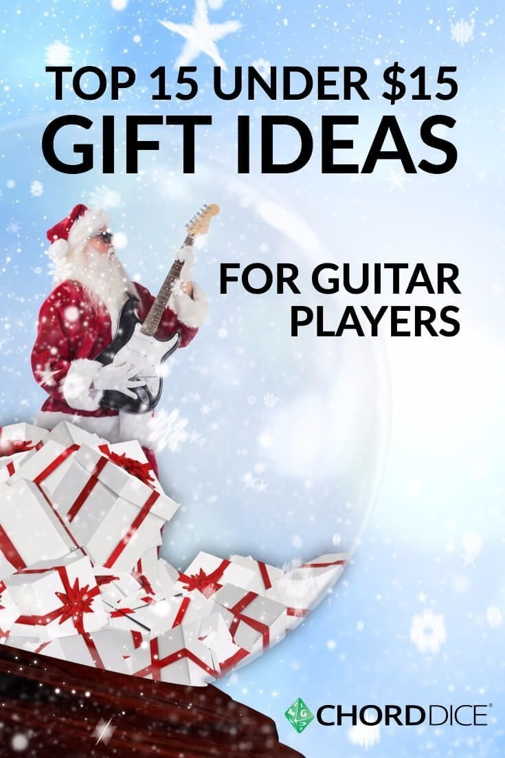 10 Stunning Gift Ideas For Guitar Players top 15 under 15 gift ideas for guitar players guitartuner guitar 2020