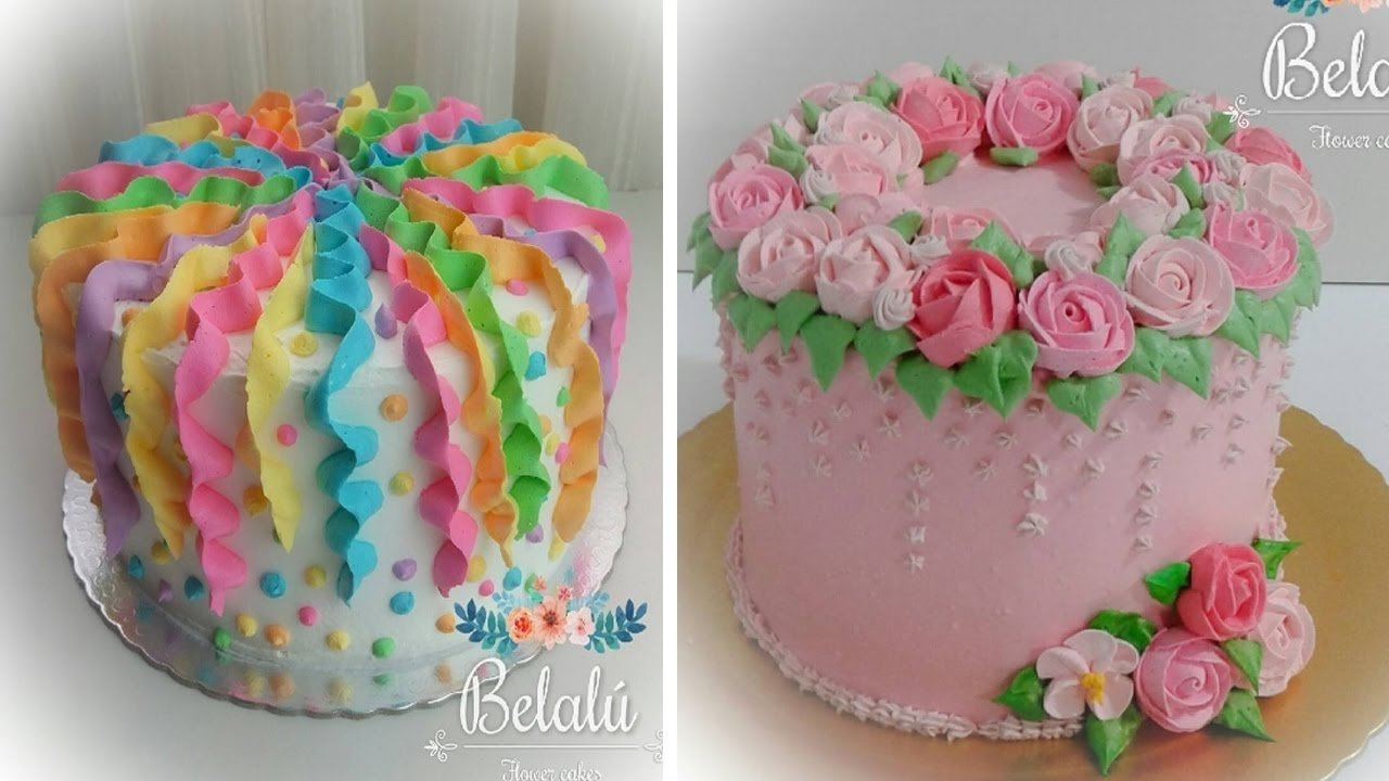 10 Gorgeous Birthday Cake Decorating Ideas For Adults top 20 birthday cake decorating ideas the most amazing cake 2020