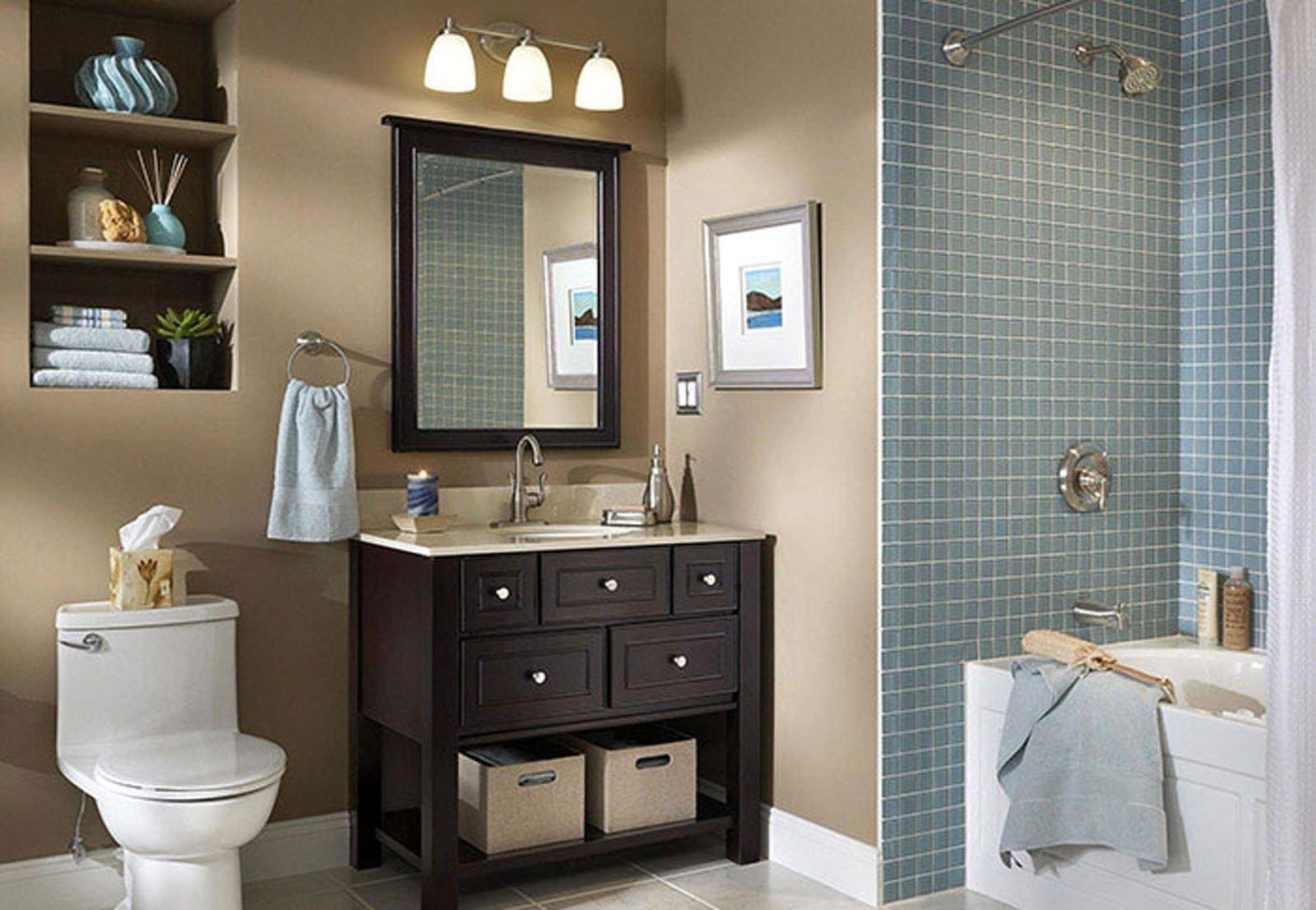10 Unique Color Ideas For Small Bathrooms top 25 bathroom wall colors ideas 2017 2018 small bathroom