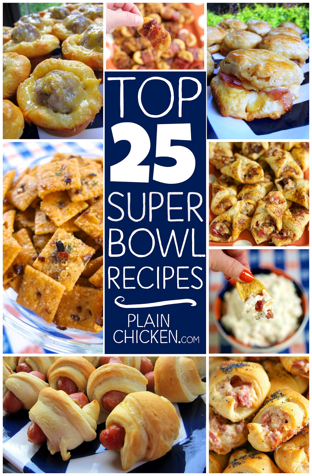 10 Perfect Super Bowl Sunday Food Ideas top 25 super bowl recipes plain chicken 2020