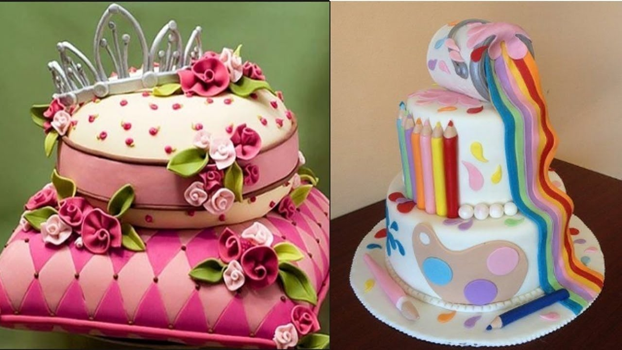 10 Elegant Easy Birthday Cake Decorating Ideas top 30 easy birthday cake decorating ideas cakes style 2017 2020
