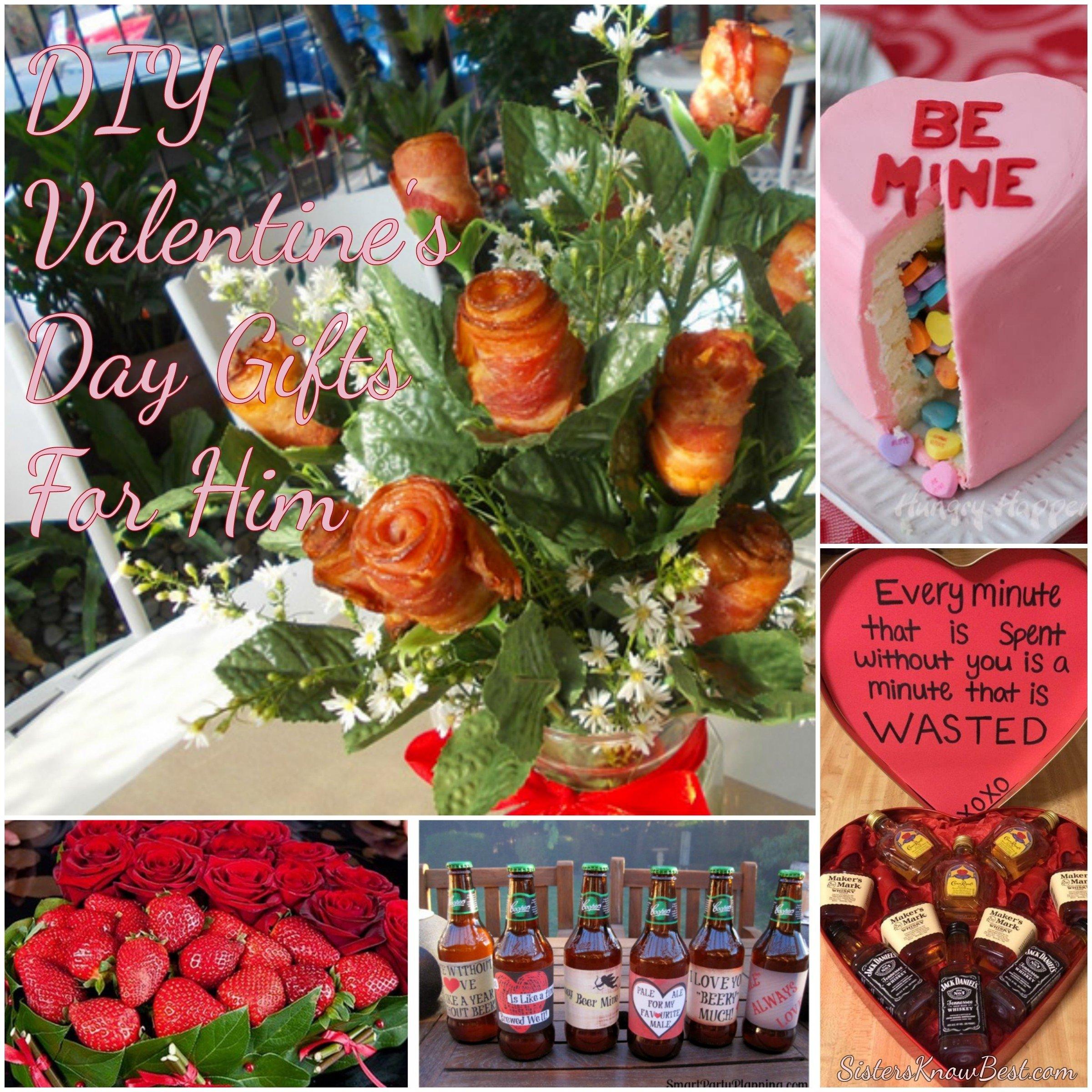 10 Attractive Valentine Day Gift Ideas For Men top 5 diy valentines day gifts for men sisters know best 2020