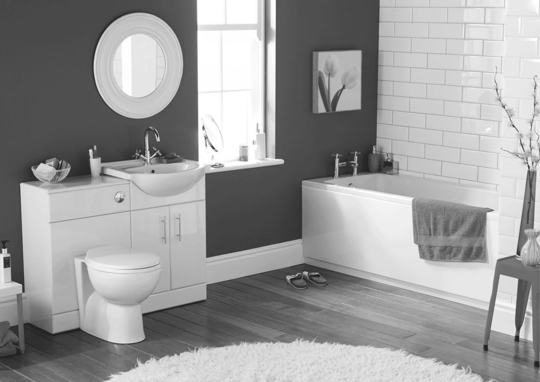 10 Elegant Grey And White Bathroom Ideas top 75 preeminent bathroom backsplash ideas black and white blue 2020