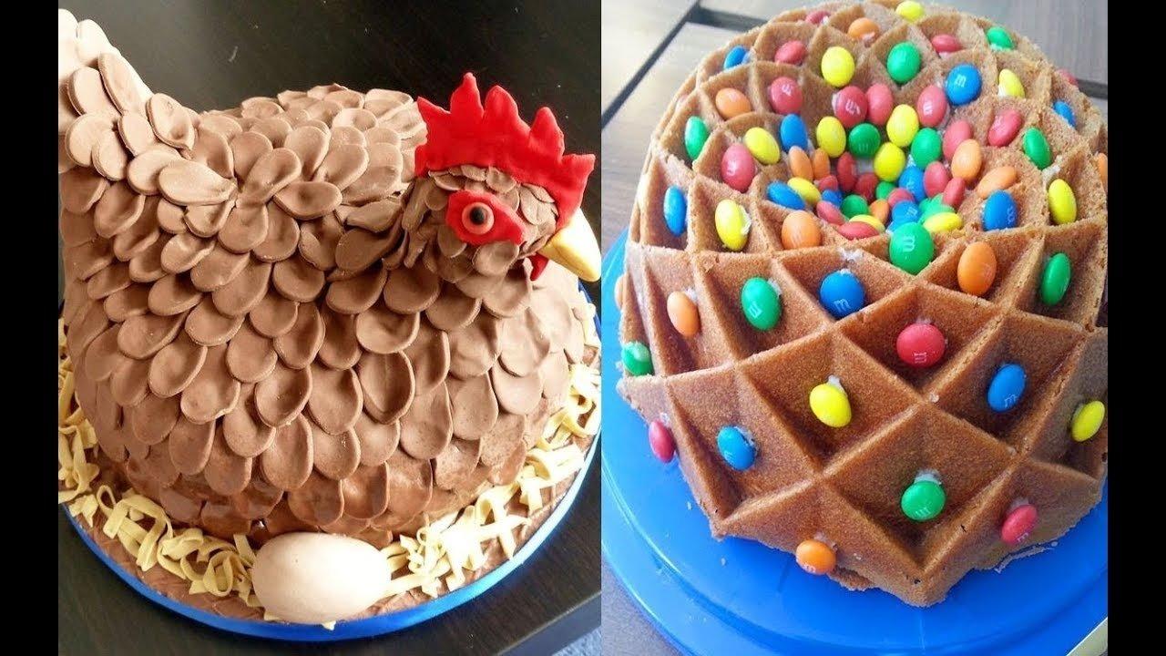 10 Unique Cake Decorating Ideas For Kids top 8 cake decorating ideas for kids most amazing cake decorating 2020