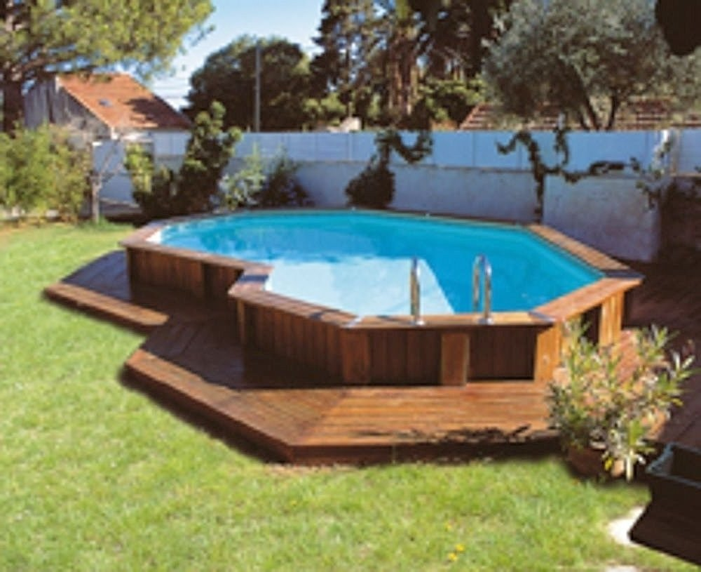 10 Attractive Above Ground Pool Deck Ideas top above ground pool decking above ground pool decks ideas and 1 2020
