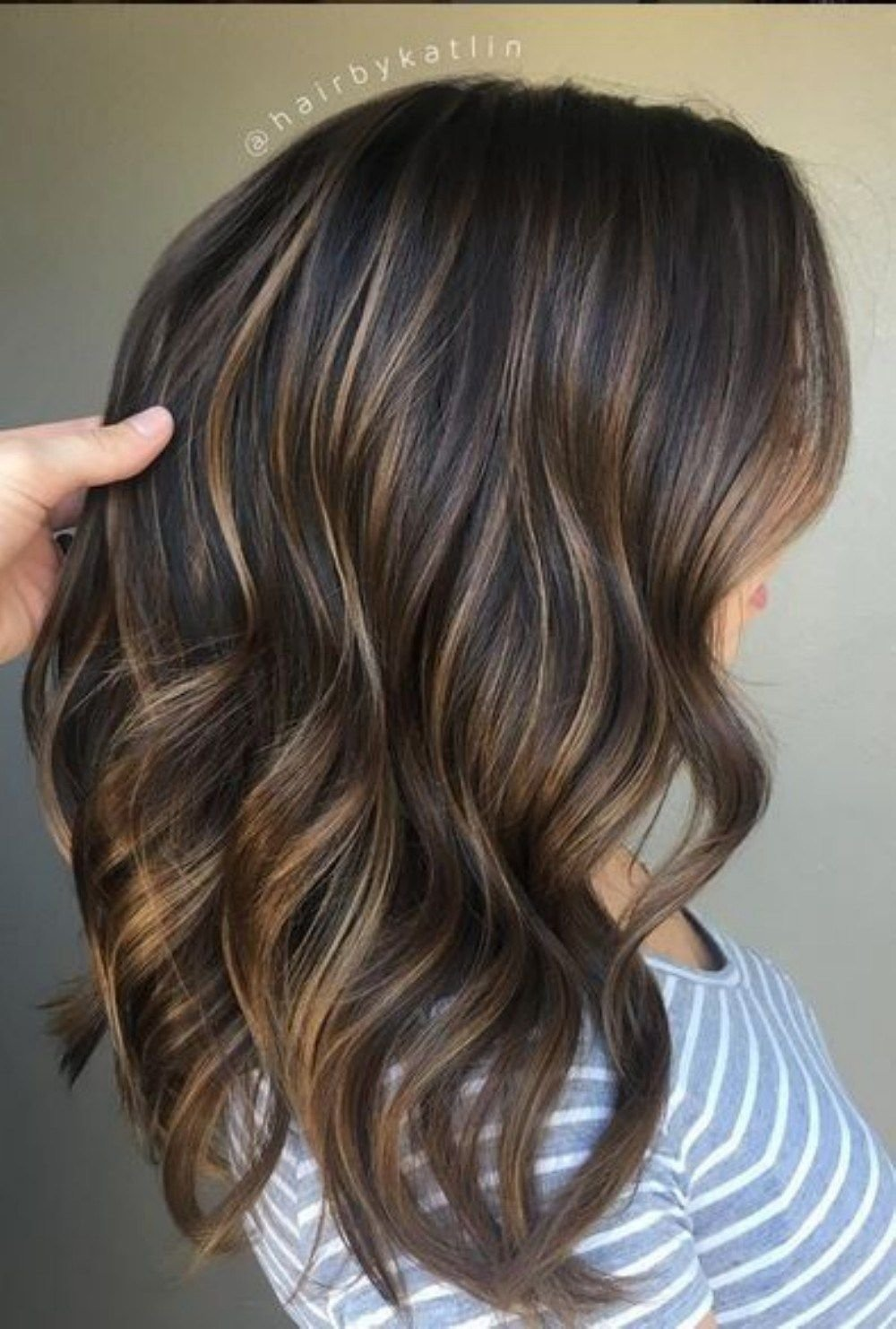 10 Ideal Hair Coloring Ideas For Long Hair top brunette hair color ideas to try 2017 17 hairstyle 9 2020