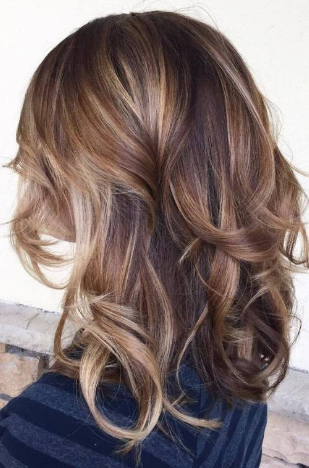 10 Perfect Blonde And Brown Hair Color Ideas top brunette hair color ideas to try 2017 9 hair pinterest 2020