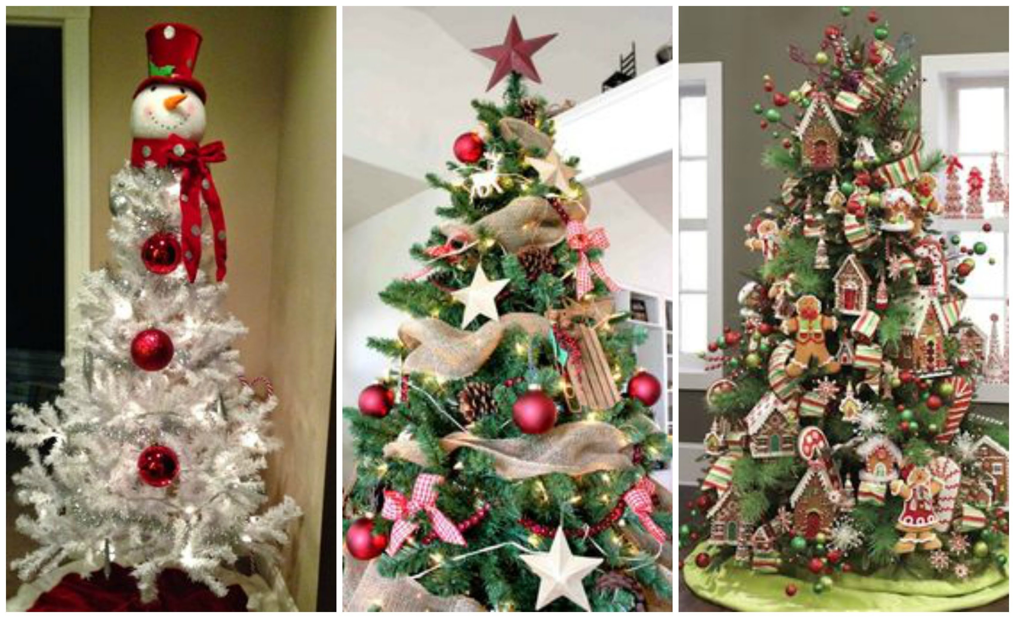 10 Fashionable Ideas To Decorate A Christmas Tree top christmas tree designs and decoration ideas youtube 2 2020