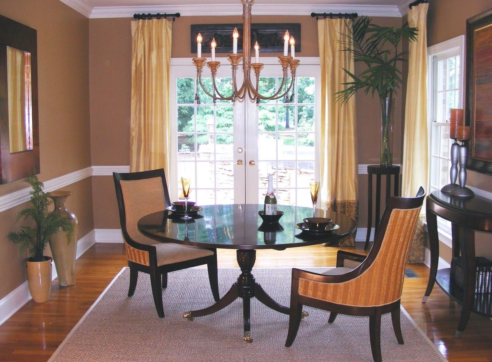 10 Unique Dining Room Window Treatment Ideas top dining room window treatment ideas image andrea outloud 2021