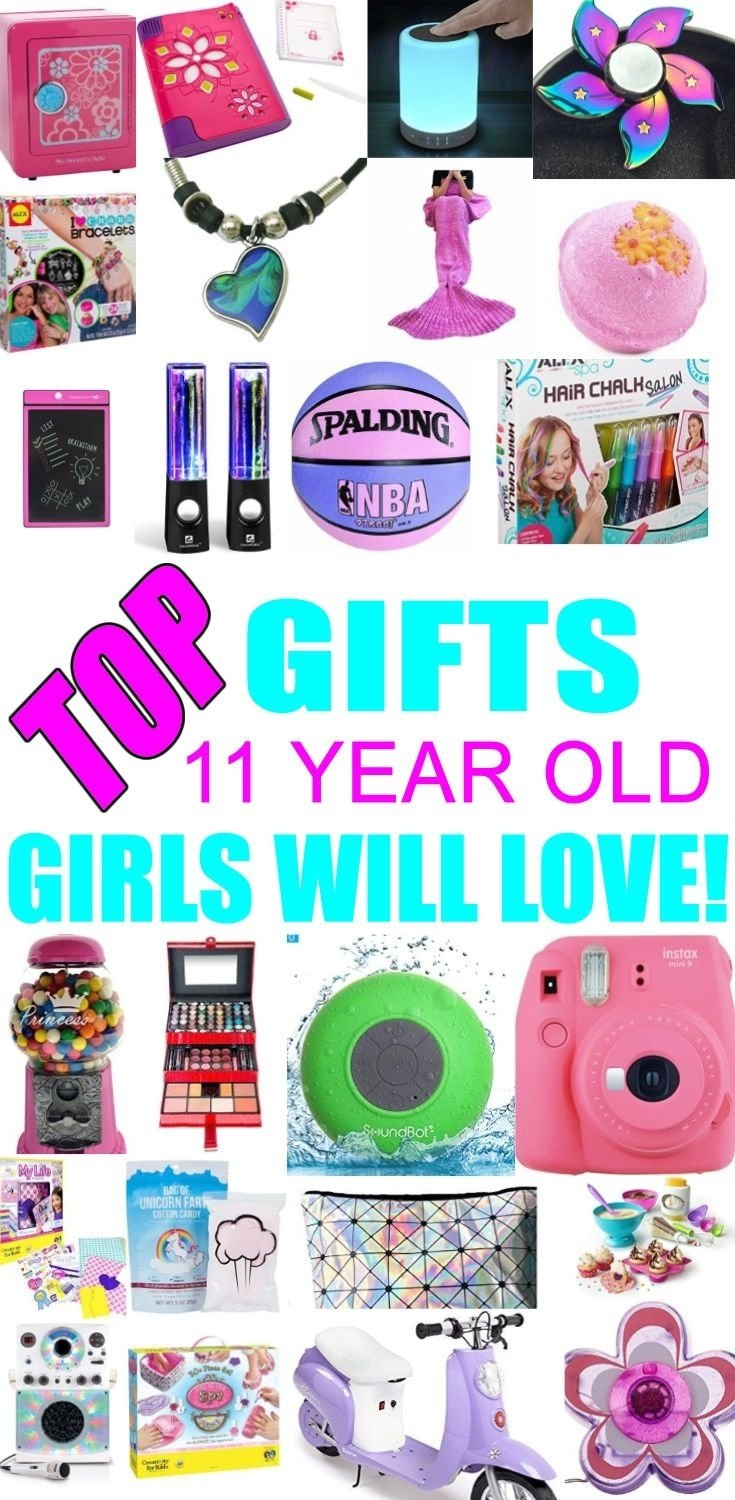 10 Stylish Birthday Gift Ideas For 11 Yr Old Girl Top Gifts Year Girls