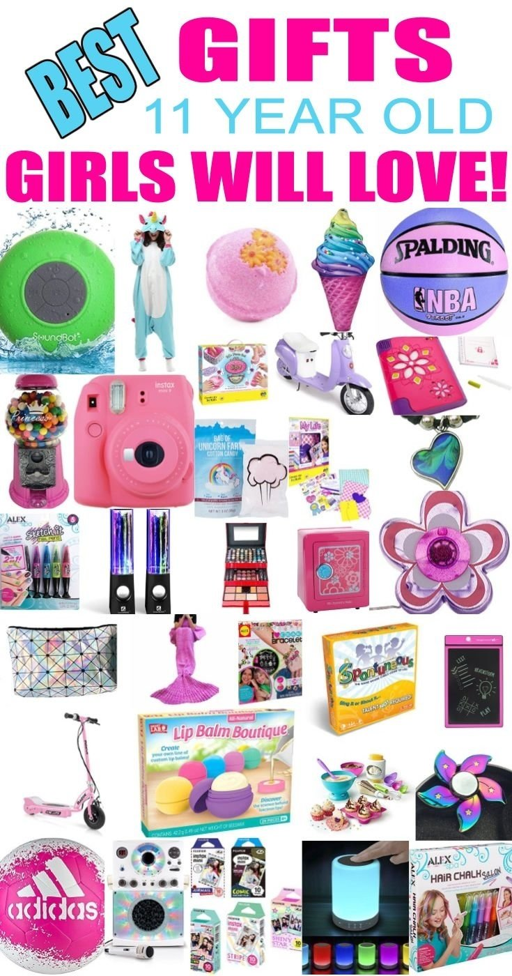 10 Most Popular Gift Ideas For 11 Yr Old Girl top gifts 11 year old girls will love teen girl gifts girl gifts 1 2020