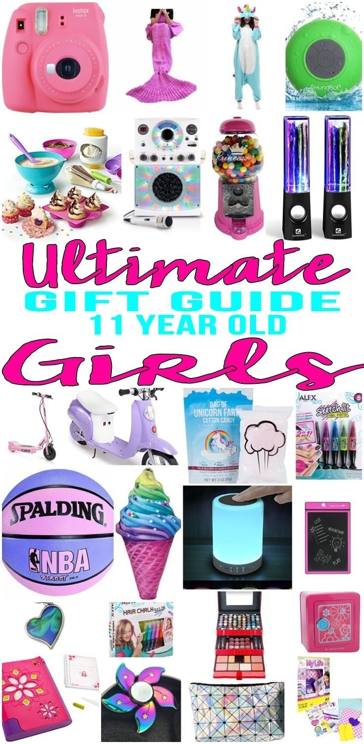10 Attractive Gift Ideas For 11 Year Old Girl
