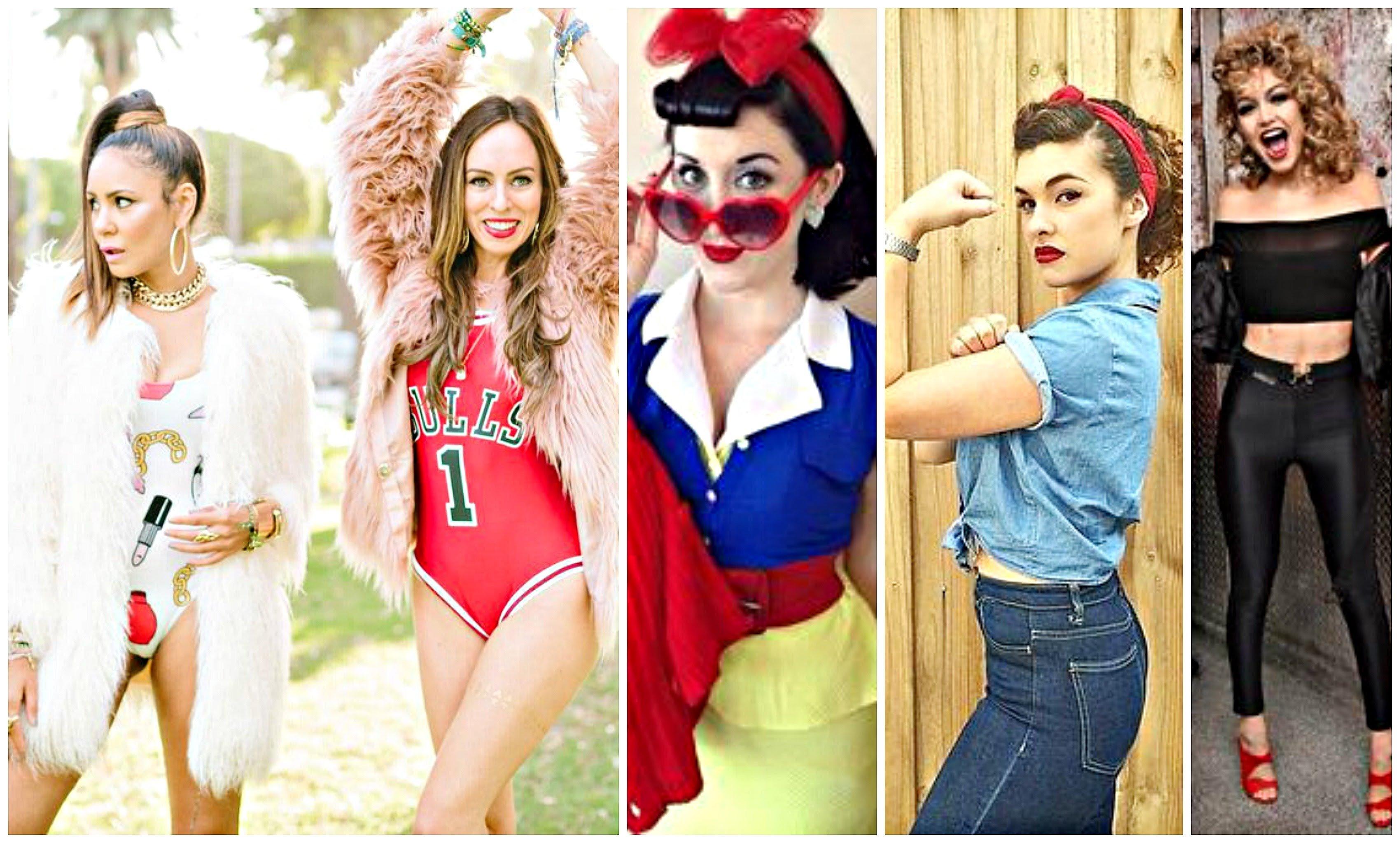 top halloween costume ideas for women - youtube