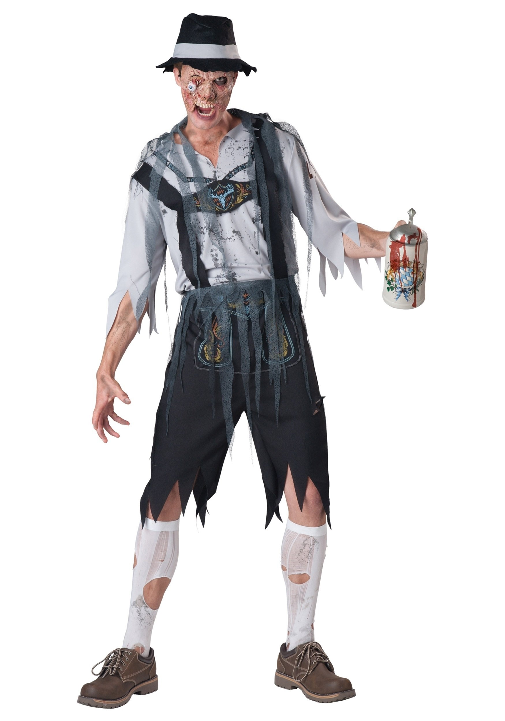 10 Fashionable Zombie Costume Ideas For Men top scary zombie halloween costume ideas this year 2020