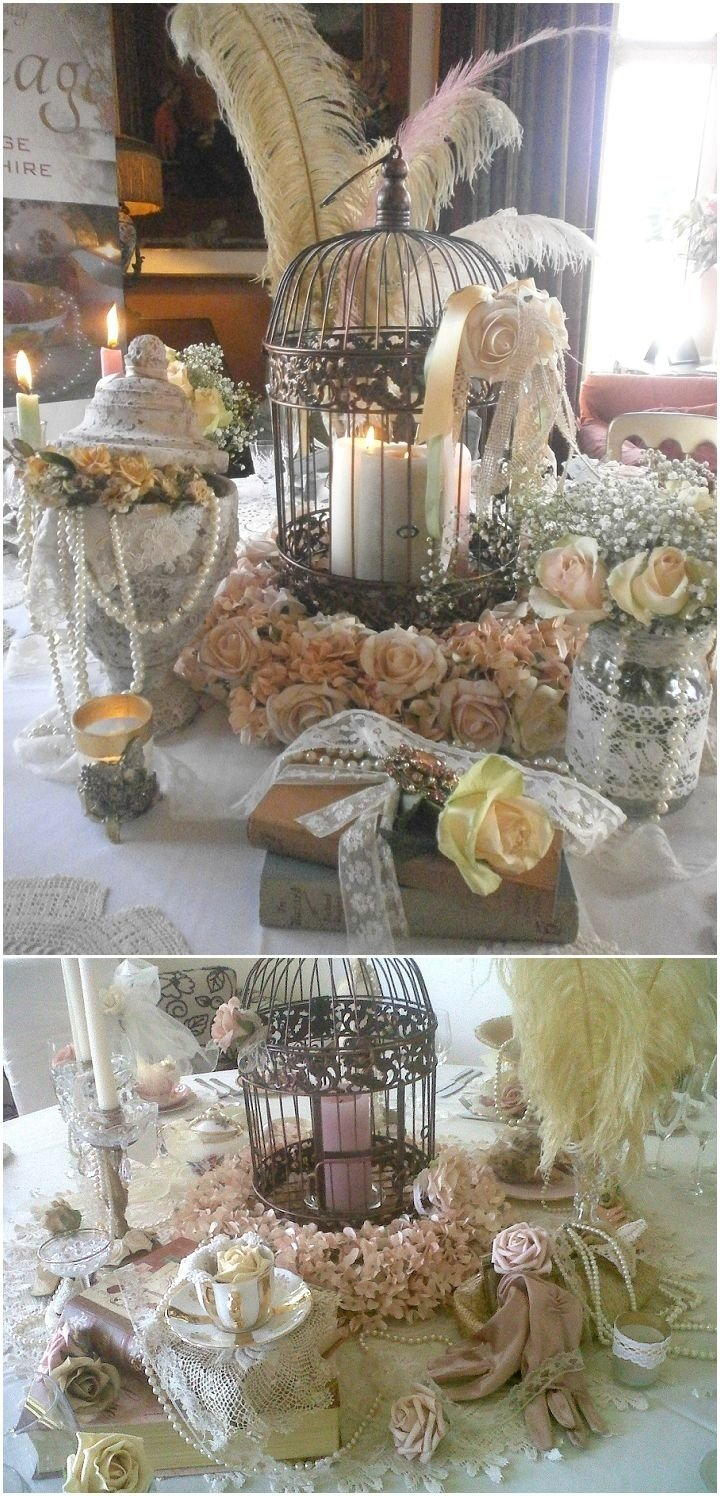 10 Fashionable Wedding Centerpiece Ideas Without Flowers top tips non flower centerpieces centrepieces feathers and flower 2020
