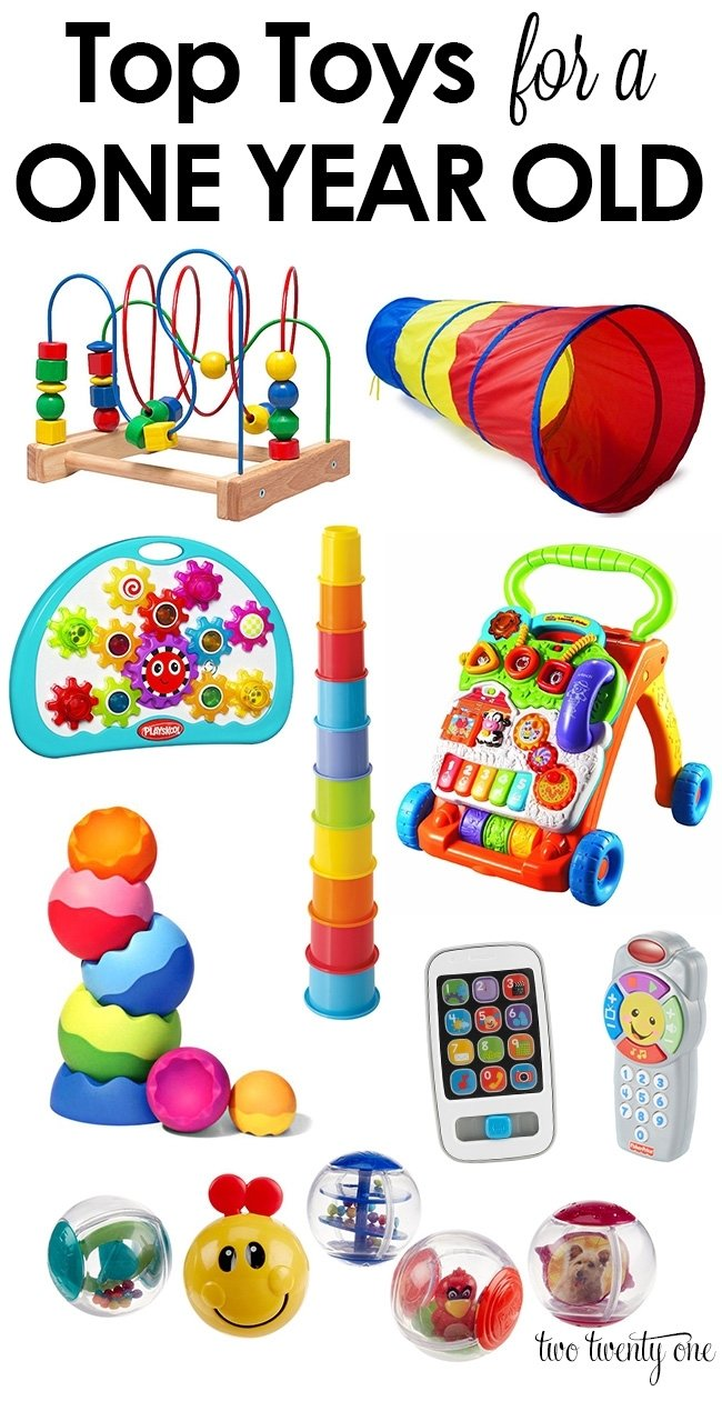 10 Amazing 1 Year Old Boy Birthday Gift Ideas top toys for a one year old 4 2021