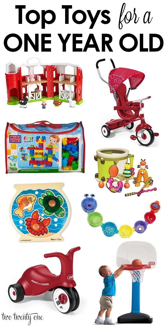10 Perfect 1 Year Old Gift Ideas top toys for a one year old top toys toy and babies 5 2020