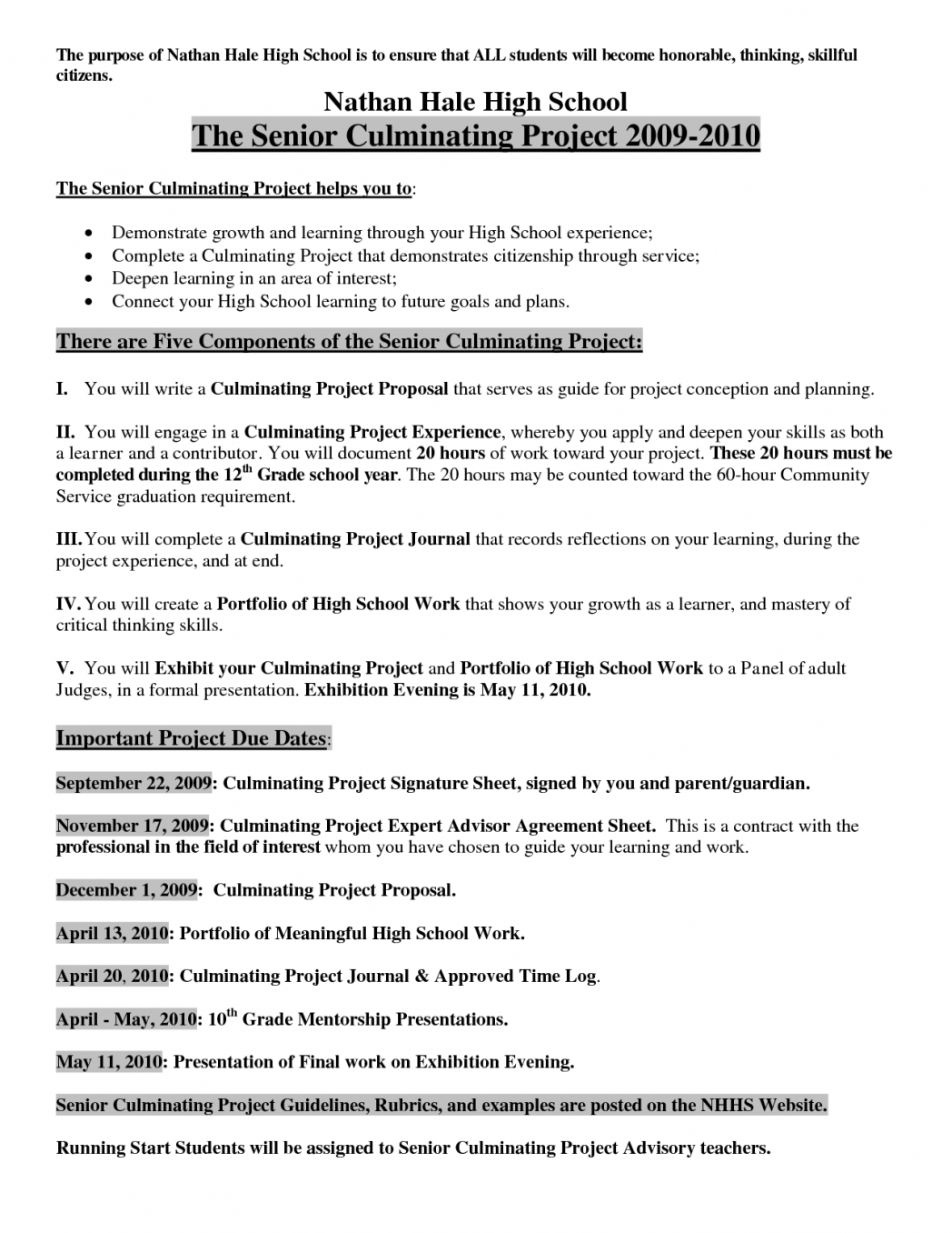10 Ideal Senior Project Ideas High School top10 topic proposal for a research paper senior project thesis 2 2020