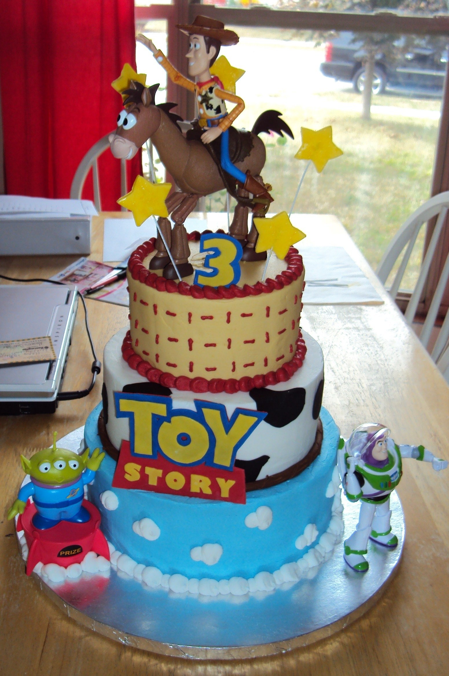 toy story cakes – decoration ideas | little birthday cakes