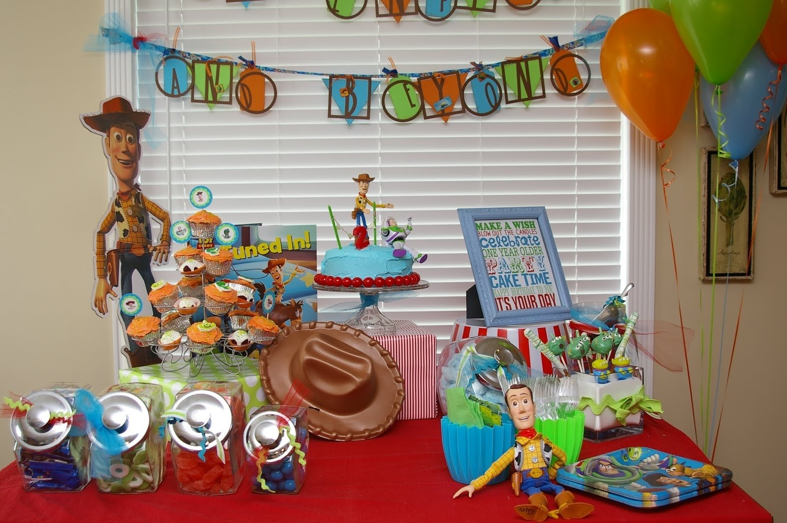10 Spectacular Toy Story Birthday Party Ideas toy story decoration ideas toy story decorations for birthday 2021
