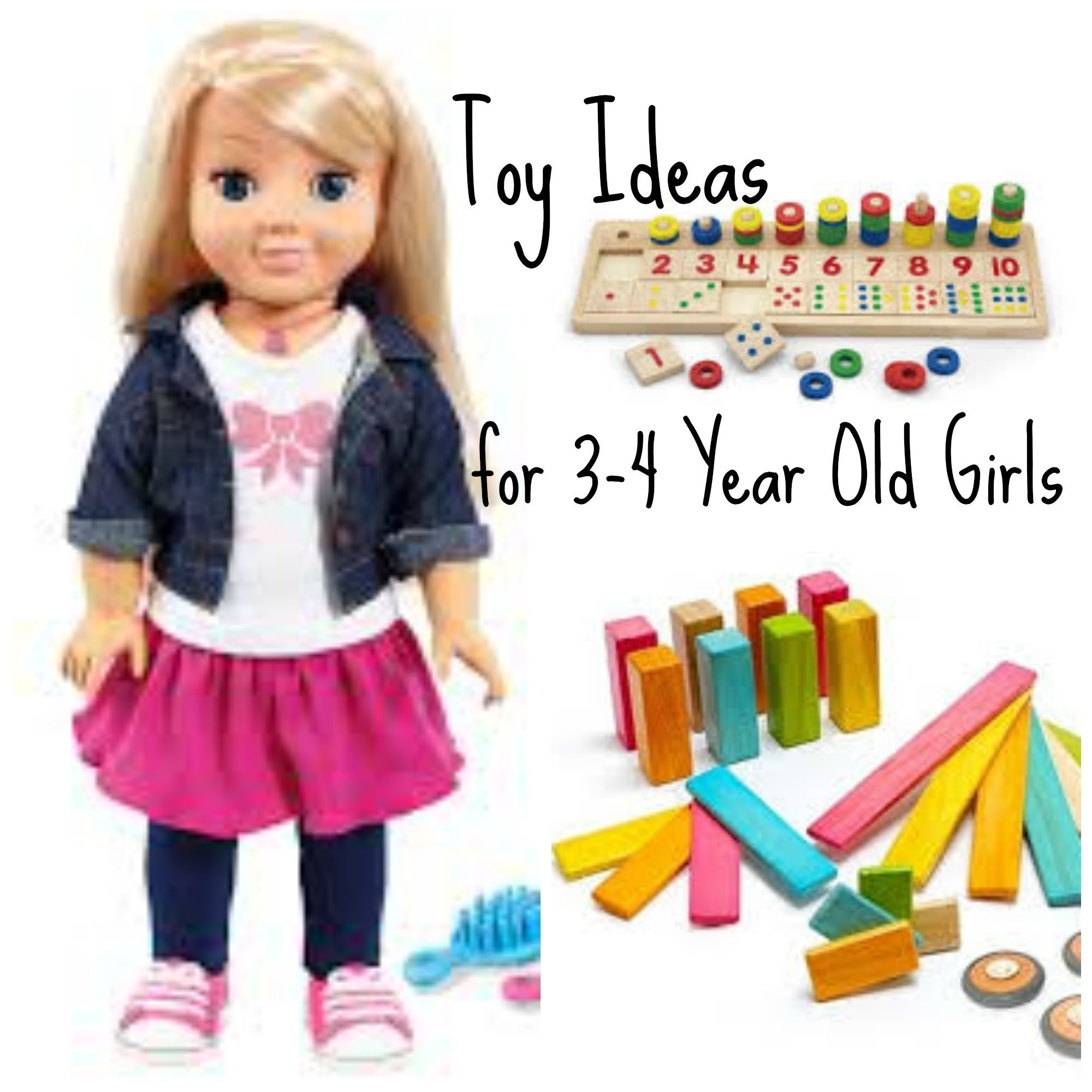 toys 3-4 years old girl | all i want for christmas collab - youtube
