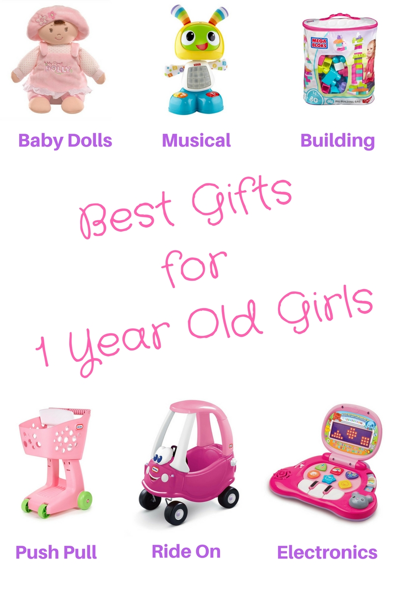 10 Lovely Gift Ideas For 1 Year Old Baby Girl toys for 1 year old girl birthday christmas gifts in 2018 learning 1 2020