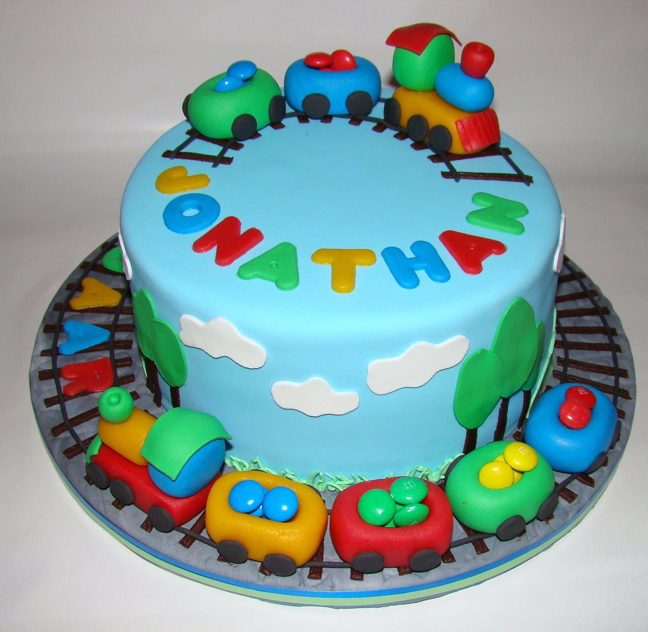 10 Amazing 2 Year Old Birthday Cake Ideas