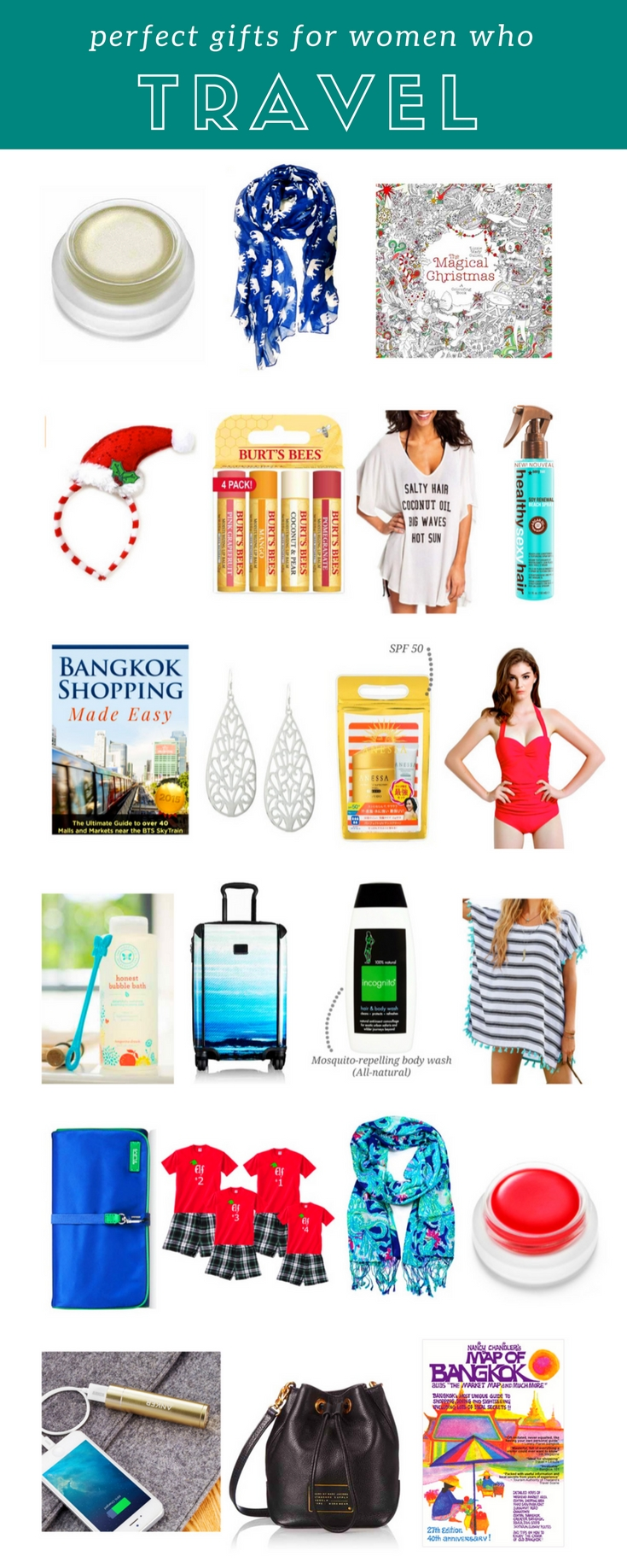 10 Fabulous Travel Gift Ideas For Women travel gift ideas 89 awesome travel gift ideas for women men
