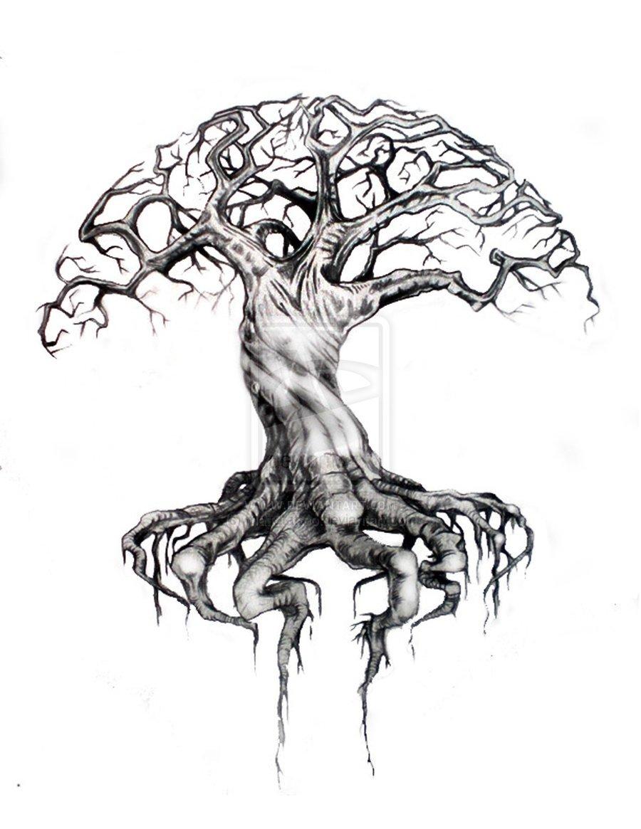 10 Great Tree Of Life Tattoo Ideas tree of lifematt2tattoo deviantart on deviantart art