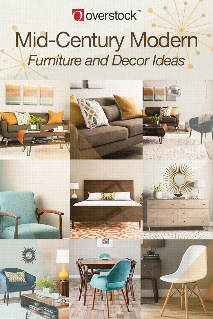 10 Unique Mid Century Modern Decorating Ideas trend alert mid century modern furniture and decor ideas 2020
