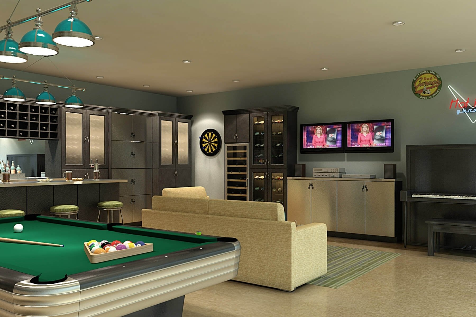 10 Most Recommended Garage Remodeling Ideas Man Cave trend garage ideas man cave 15 about remodel good home with garage