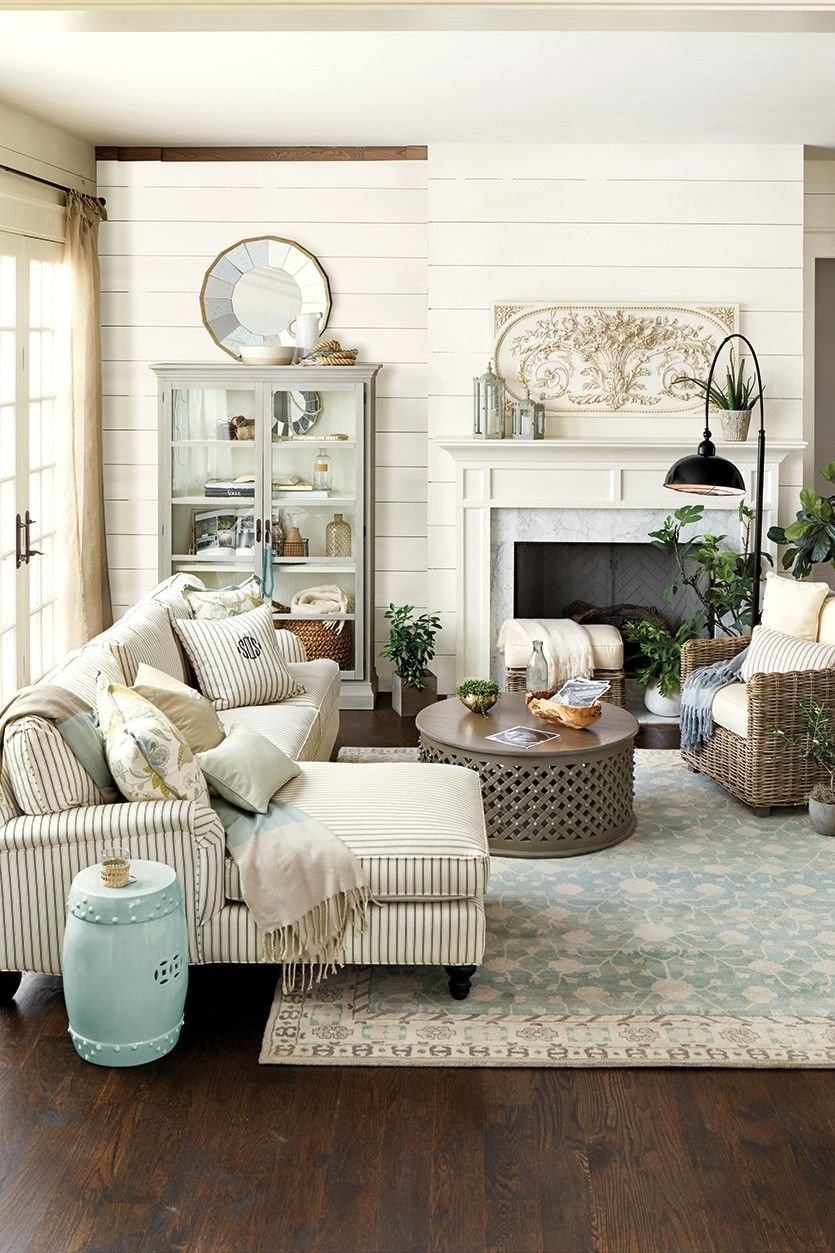 trending: fretwork | french country living room, country living