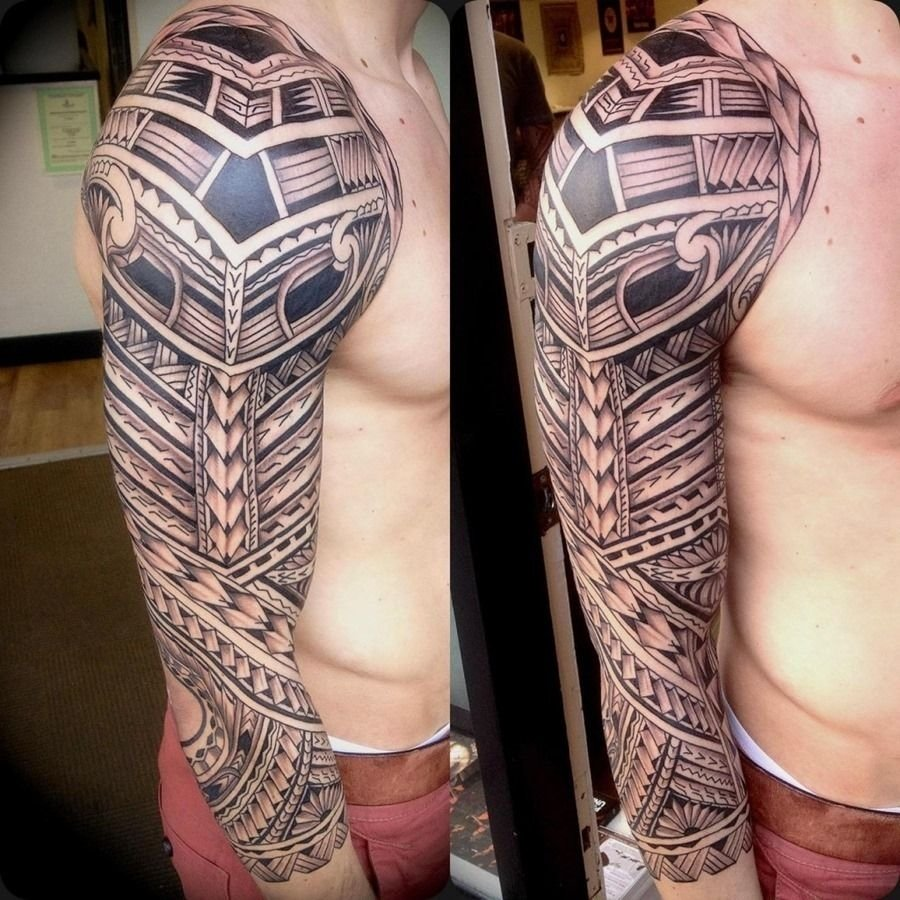 10 Cute Tattoos Sleeves Ideas For Black Guys tribal tattoos for guys tattoo guy and tatting 2020