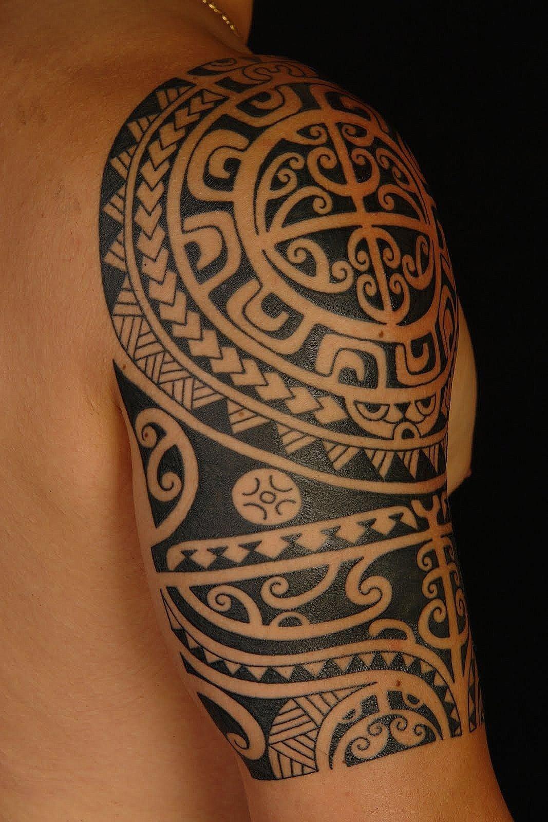 10 Lovable Shoulder Tattoo Ideas For Men tribal tattoos for guys tattoo shoulder and guy 1 2021