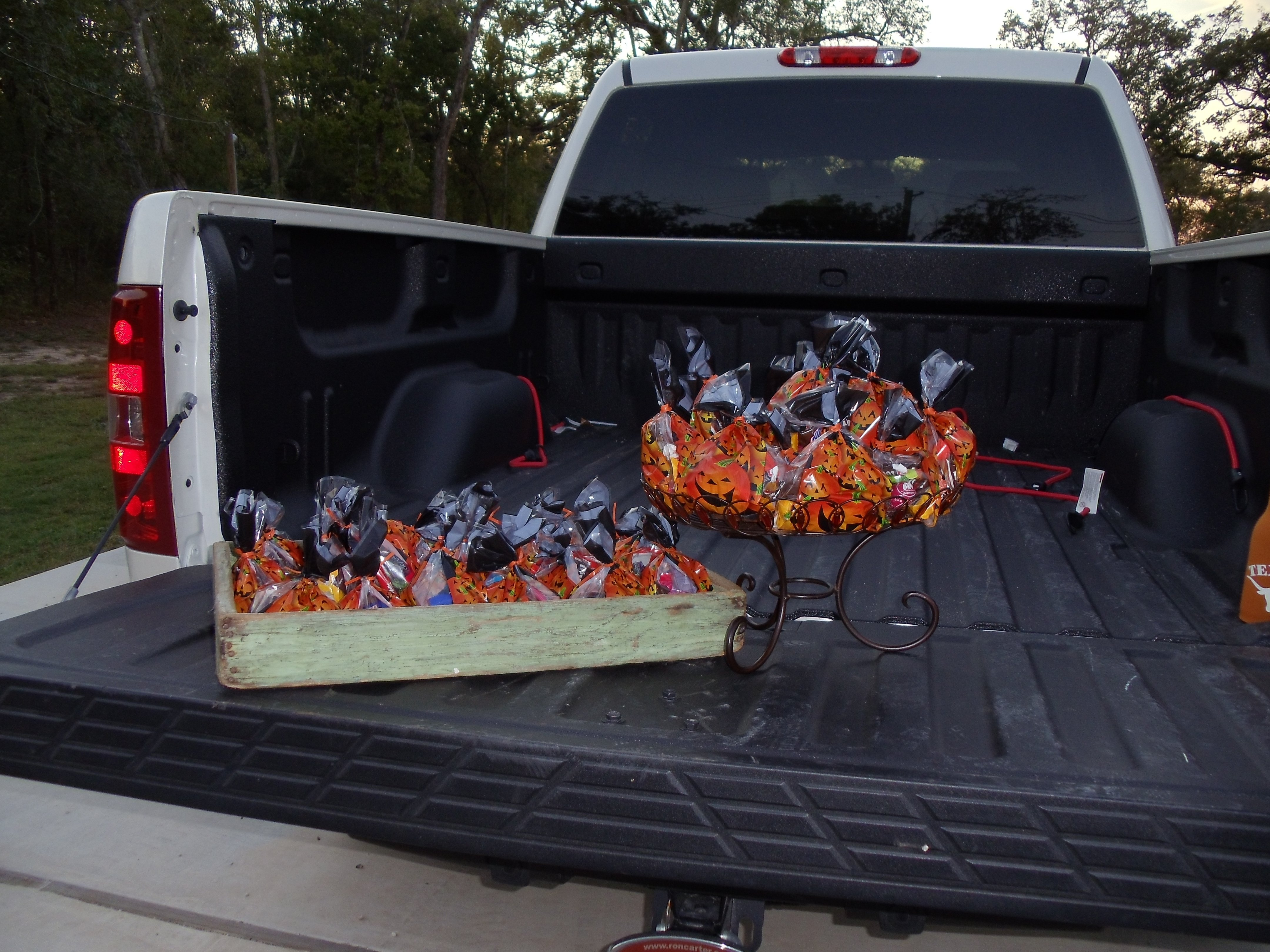 10 Awesome Trunk Or Treat Ideas For Trucks trick or treat in a trunk nola girl at heartlifestyle blog 2020