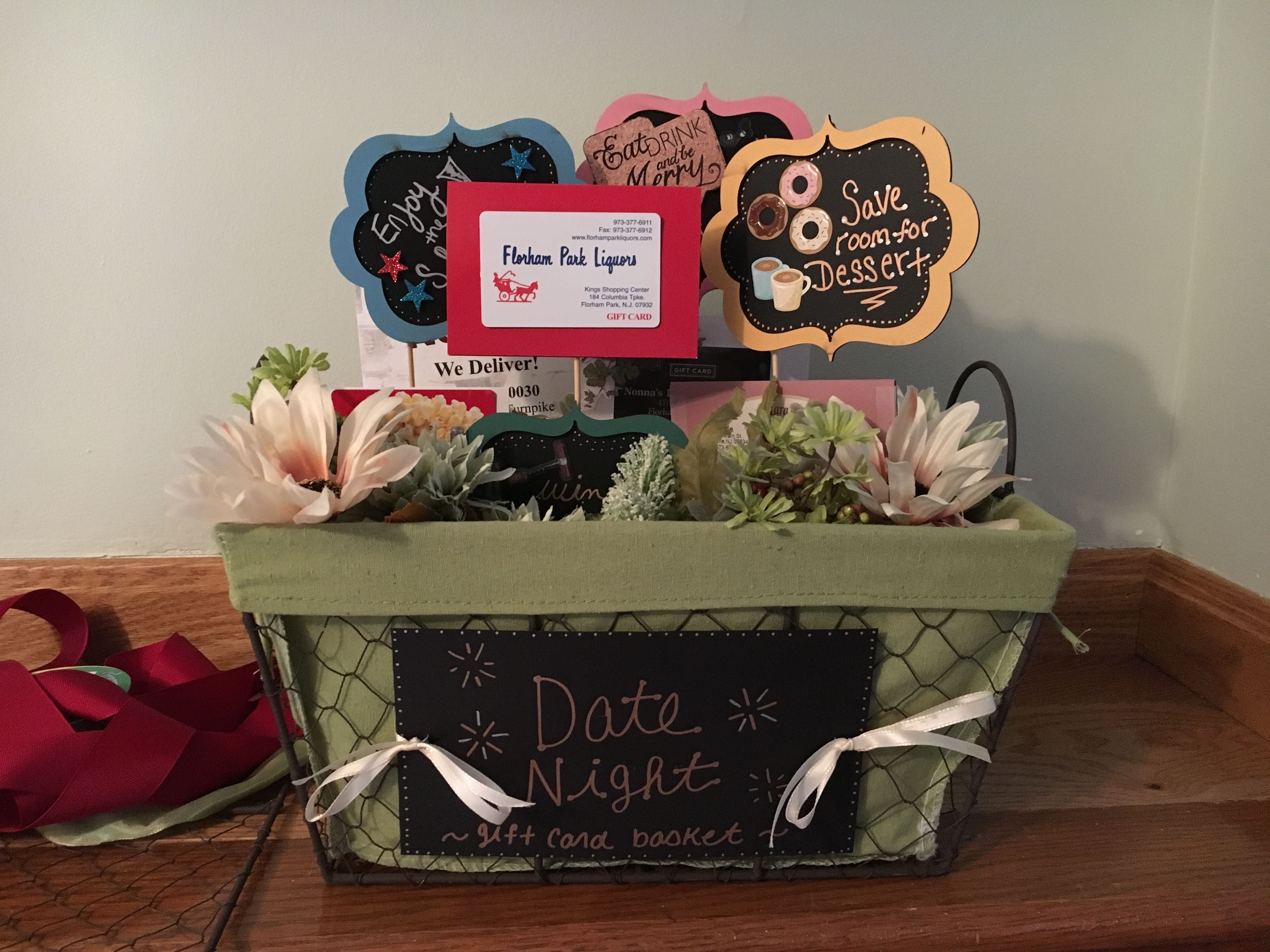Themes For Gift Baskets: 10 Best Date Night Gift Basket Ideas 2019