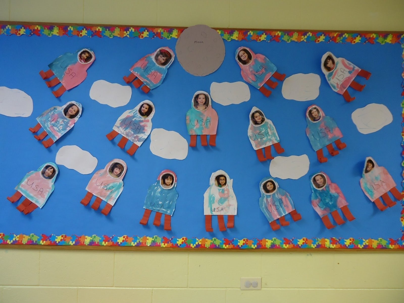 10 Stylish Preschool March Bulletin Board Ideas trinity preschool mount prospect space bulletin board and other 1 2020